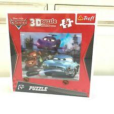 🍓 Puzzle Disney Pixar Cars Puzzle 3 D 56 Pièces Trefl Neuf Sous Blister