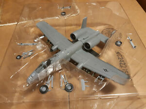 DeAgostini Altaya 1/72 USAF A-10A Thunderbolt II diecast attack fighter