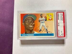 1955 VIC POWERS #30 PSA 6