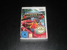 Shakedown: Hawaii Nintendo Wii PAL Import Unopened Sealed 3000 Copies