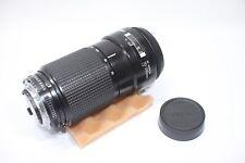 Nikon AF Nikkor 70-210mm F/4 AF Zoom Lens Made In Japan