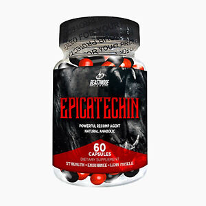 Beastmode Labs Epicat epicatechin 60 capsules Dry Hard Gains! Muscle Builder!