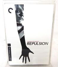 2E REPULSION DVD The Criterion Roman Polanski Special Edtion Remastered More!