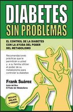 Diabetes Sin Problemas Frank Suarez  ( Pdf, Epub, Mobi ) ¡Libro Digital!