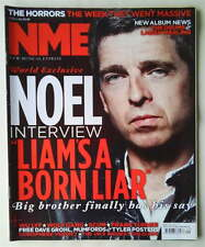 OASIS RARE/NOEL GALLAGHER, NME 23 July 2011, Laura Marling, The Horrors NEW