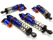 Integy Alum V2 Billet Machined XSR9 Piggyback Shocks for Traxxas 1/10 Stampede
