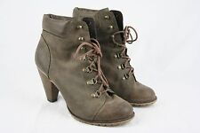 New Look Ankle Lace Up Boots UK 8 (EU 41)