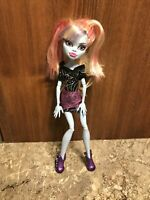 Abby Bominable HOME ICK Monster High Doll From 2009