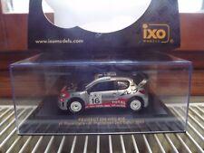 PEUGEOT RALLYE 206 WRC IXO RAM 051 1/43