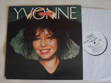 YVONNE ELLIMAN - Yvonne / Same  LP RSO Records 1979 White Label Promo