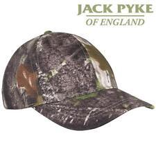 Jack Pyke Baseball Cap English Oak Evo Camo Hat Shooting Hunting Fishing
