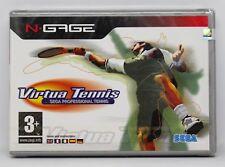 Virtua Tennis N-Gage Nokia PAL ESP España Rare buen estado