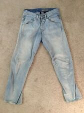 Levi's Engineered Buckle Back Twisted Hem Jeans 31x30 Button Fly