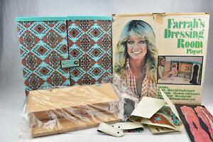 Mego Farrah's Dressing Room Playset 1977 with Box