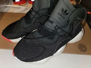 ADIDAS ORIGINALS CRAZY BYW Mens Basketball Shoes Boost Core Black/Pink Size 6