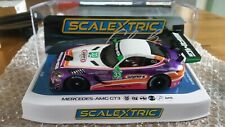 Scalextric Mercedes AMG GT3 C4205 Wynn's Racing Limited Edition 1 of only 300