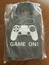 """Video Game """"Game on"""" Gift SWAG Bags Lot of 8 Party Supplies treat goody black"""