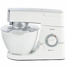 Kenwood Electric Food Stand Mixer Machine with K beater, Dough Hook, Whisk New