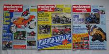 *** Motorrad, Reisen & Sport 1997, 1998, 1999 ***