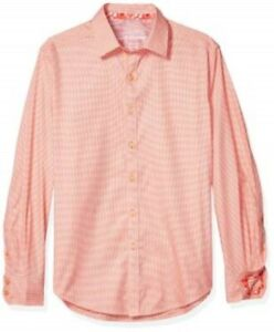 BNWT Robert Graham Hearst Classic Fit Shirt Size Large MSRP $198!!!