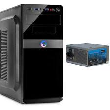 IT-5908 ATX MidiTower PC Computer Gehäuse USB 3.0  mit 500 Watt Netzteil