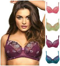 Pour Moi St Tropez Bra 7702 Underwired Non-Padded Full Cup Supportive Lingerie