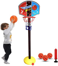YOHE Toddlers Gifts Toys for 1-5 Year Old Boys Girls,Toy Basketball Set for Kids