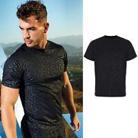 TriDri Burnout Lightweight Sweat-Wicking T-shirt (TR013) - Sports Running T