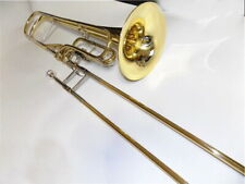 Contrabass Trombone key of F with D/Bb valves O'Malley Contra bass