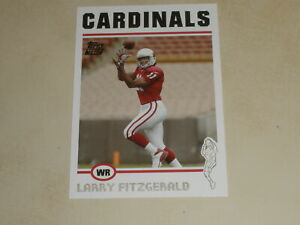 2004 Topps Football Collection Gold #360 Larry Fitzgerald Rookie RC