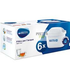 FILTRI BRITA MAXTRA PLUS + 6 CARTUCCE ACQUA FILTRO CARTUCCIA PER CARAFFA RICAMBI