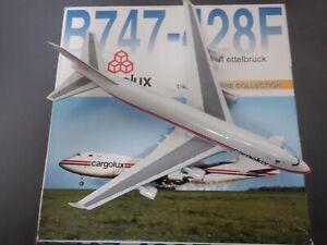 Dragon Wings 1:400 Cargolux B747-428F City of Ettelbruck 55072 LX-ICV EXC #822