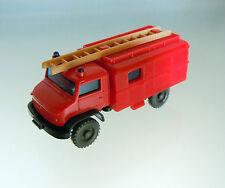 Mercedes-Benz Unimog U 404 S Allrad-Löschfahrzeug HO 1.87 camion dei pompieri