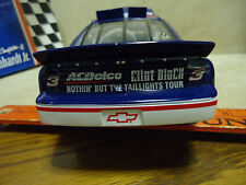 CLINT BLACK NOTHIN' BUT THE TAILLIGHTS TOUR  1999 DALE EARNHARDT JR.DELCO 1/18