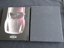 1986 Porsche 959 Rare LEWANDOWSKI Limited Edition #569 SIGNED Book & Brochures