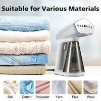 Clothes Garment Steamer Fabric Home Handheld Travel Compact Small Steam Iron US