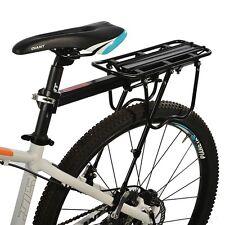 ROCKBROS Fahrrad Gepäckträger Mit Schnellspanner Tasche-Koffer Sattelatütze