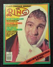 1980 May THE RING Boxing Magazine VG 4.0 Rocky Marciano