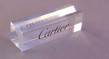 Cartier SIngle Pen Acrylic Display--tall