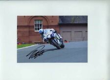 Tommy Hill Worx Crescent Suzuki BSB 2010 Signed 14