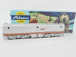 Athearn 3365 Santa Fe Alco PA1 B Dummy Train Engine Kit HO Vintage NEW