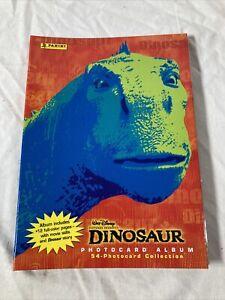 2000 Disney's Dinosaur Photocard Album Almost Complete Set- Minus One Card