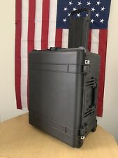 Pelican 1620 Protector Case Black Hard Rolling Travel Case  -Free shipping-