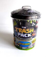 Trash Pack Mini Collectors Trash Can w/ 2 Exclusive Trashies, Brand New, Selaed!