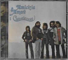 """CAMALEONTI - RARO CD CELOPHANATO """" AMORE E AMICIZIA  """""""
