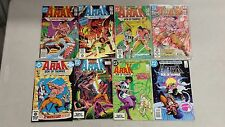 ARAK SON OF THUNDER 8 ISSUE BRONZE COMIC RUN LOT 1-49 DC