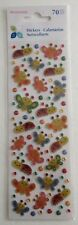 MOMENTA - EPOXY STICKERS - LADYBUGS AND BUTTERFLIES ST-2530