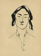 PARTISAN - Gustav SEITZ - Druckgraphik CHINA um 1950