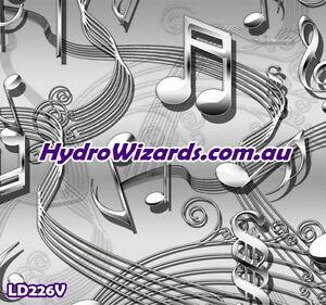 1m² Hydrographic, Hydro Dip Water Transfer Print Graphic, DECORATIVE LD226V