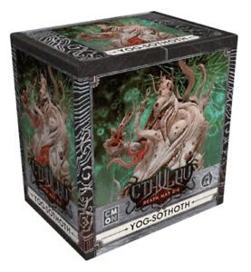 Cthulhu: Death May Die - Yog-Sothoth Erweiterung (deutsch) Neu Top